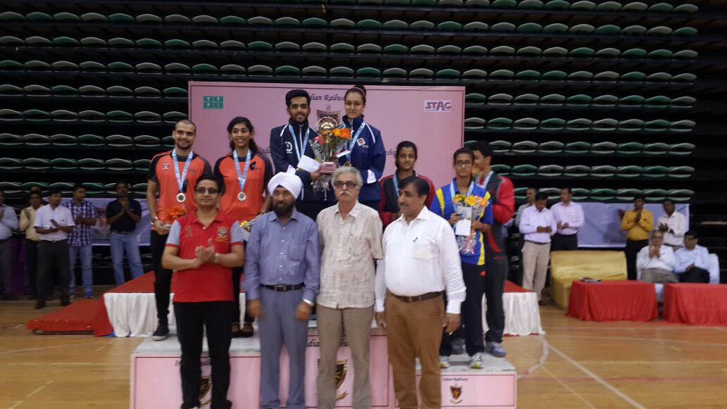 Medal Winners from our Academy at the 45th All India Inter-Institutional Championships, 2015