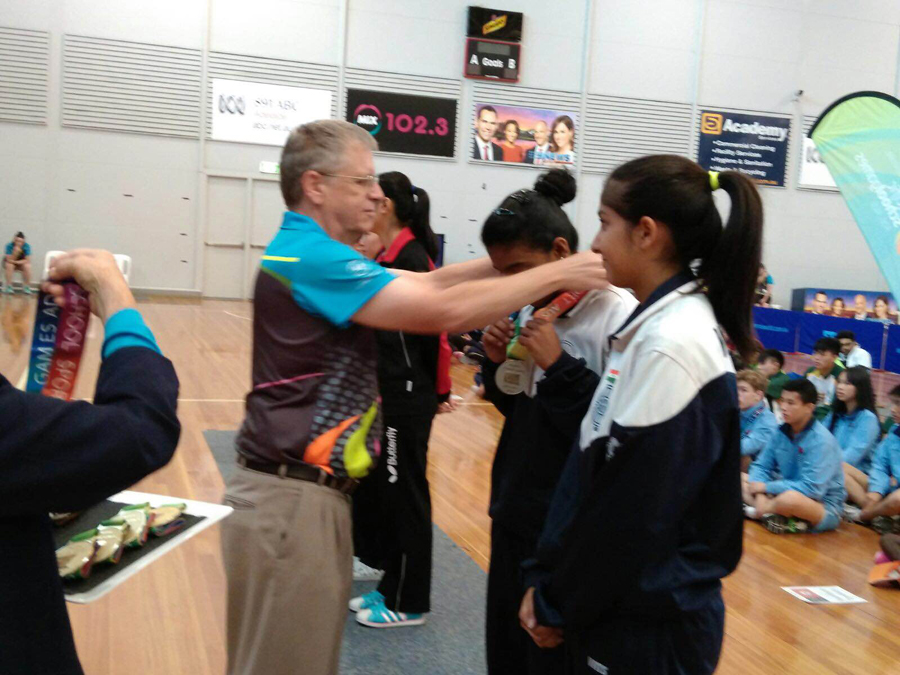 Pacific School Games 2015 at Adelaide Australia